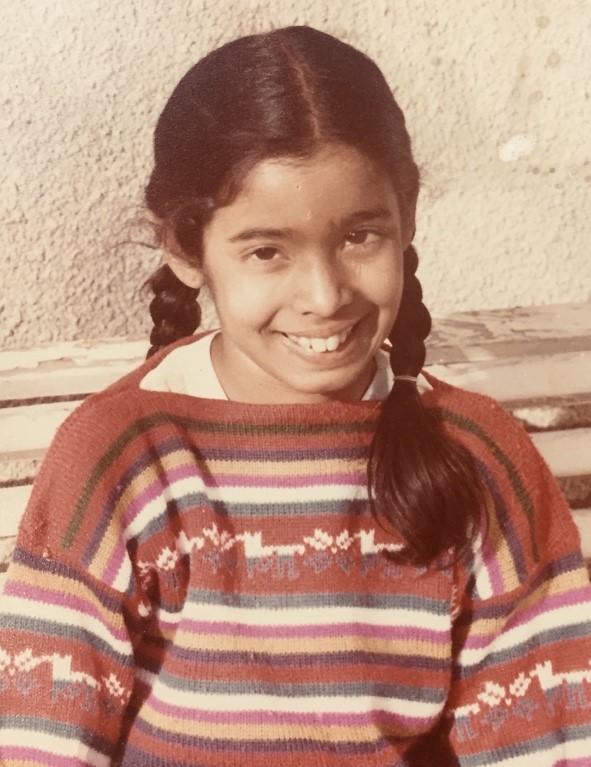Aditi Limaye, 1984