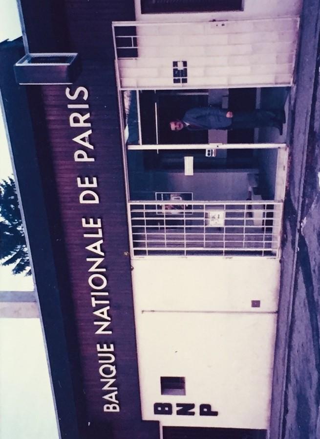BNP Grenoble & Manager, 1985