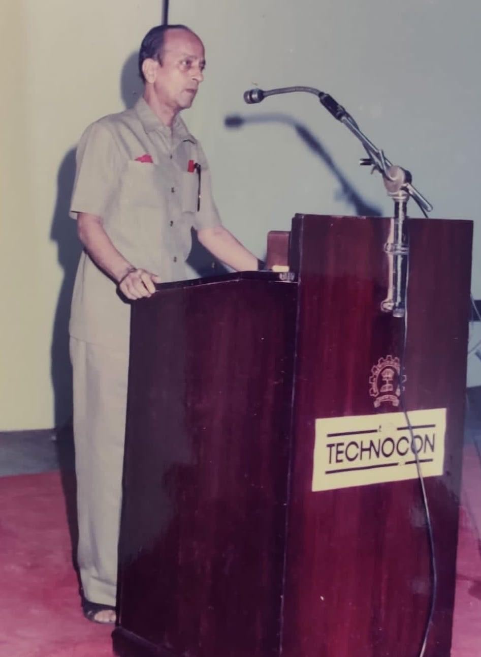 Vartak in Lecture