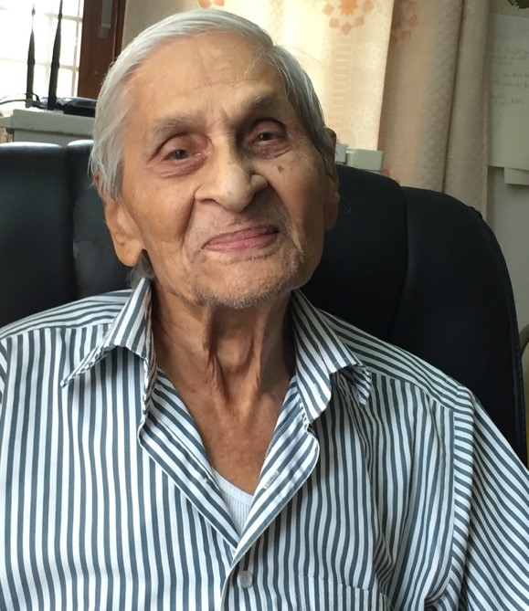 Prof. Shrikhande, 2017