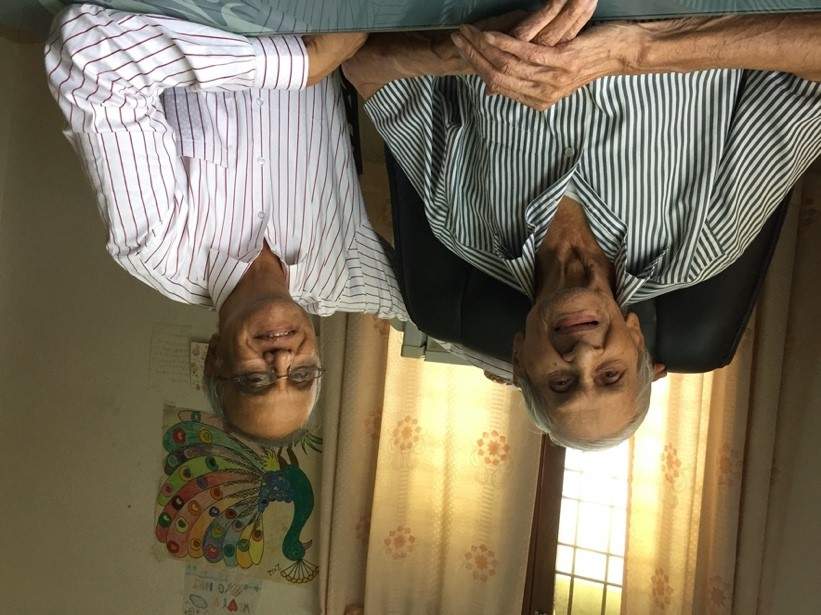Prof. Shrikhande & Balmohan Limaye, 2017