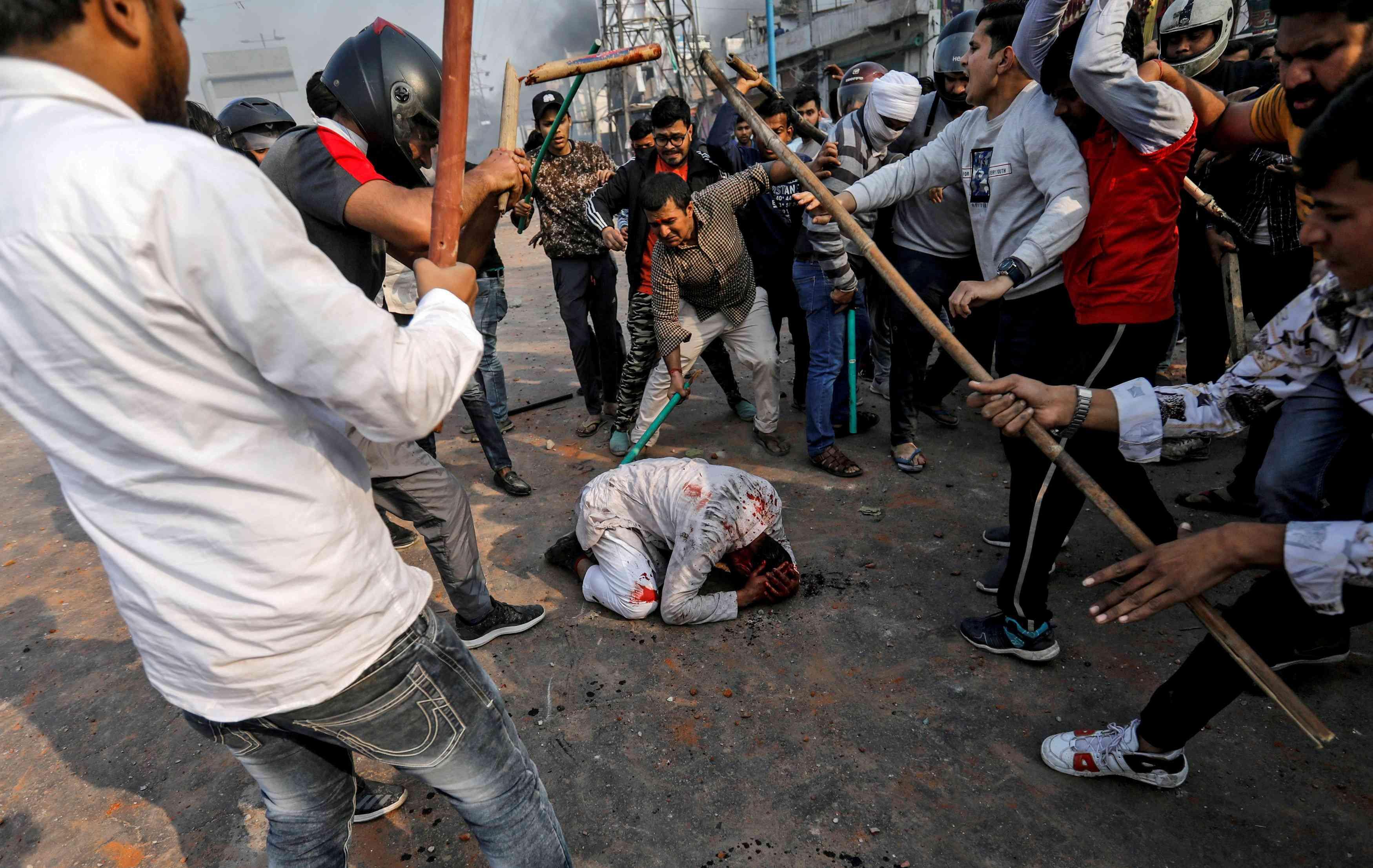 Delhi Riots - Danish Siddiqui