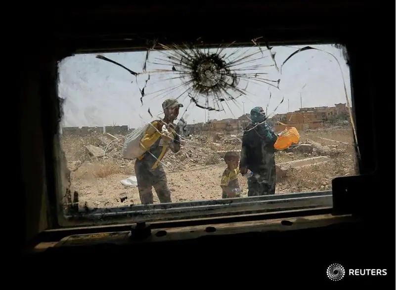 Mosul, Iraq - Danish Siddiqui