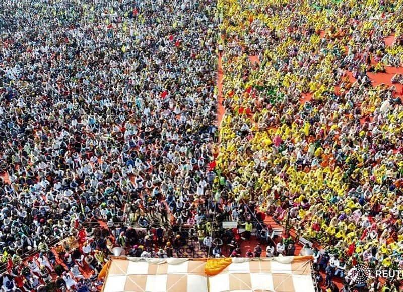 Delhi Farmers' protests - Danish Siddiqui