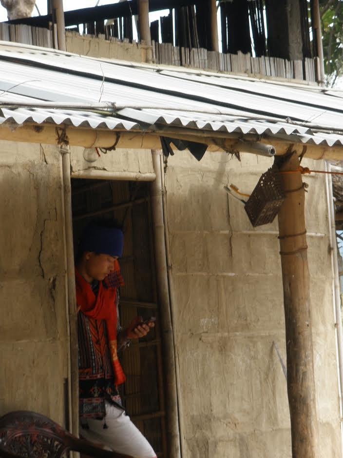 प्राची दुबळे आदिवासी संगीत