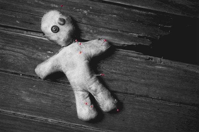 आय क्यू पंक्चरलेली बाहुली