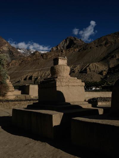 १३०० वर्षं जुनी ताबोतील मॉनेस्ट्री