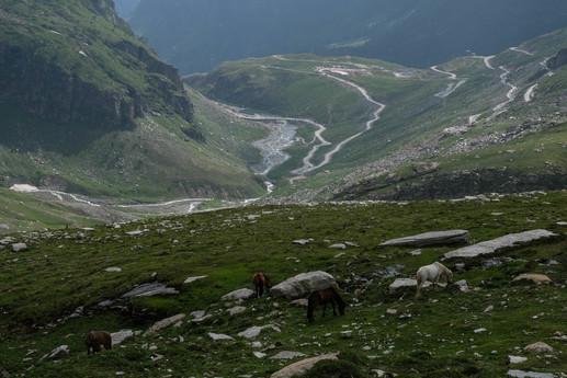 हिमालयातील लँडस्केप