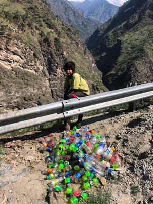 पर्यटन प्लास्टिक अर्जुन