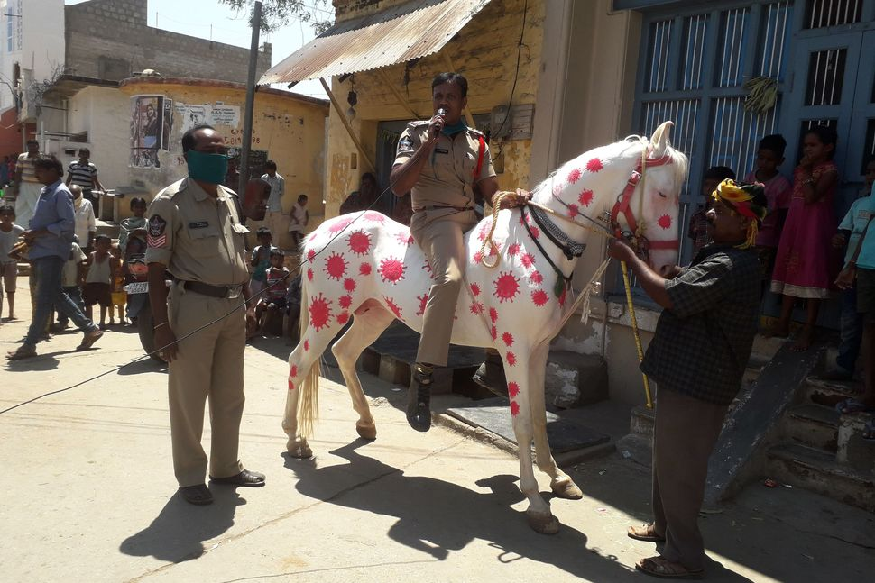 Police & horsepower