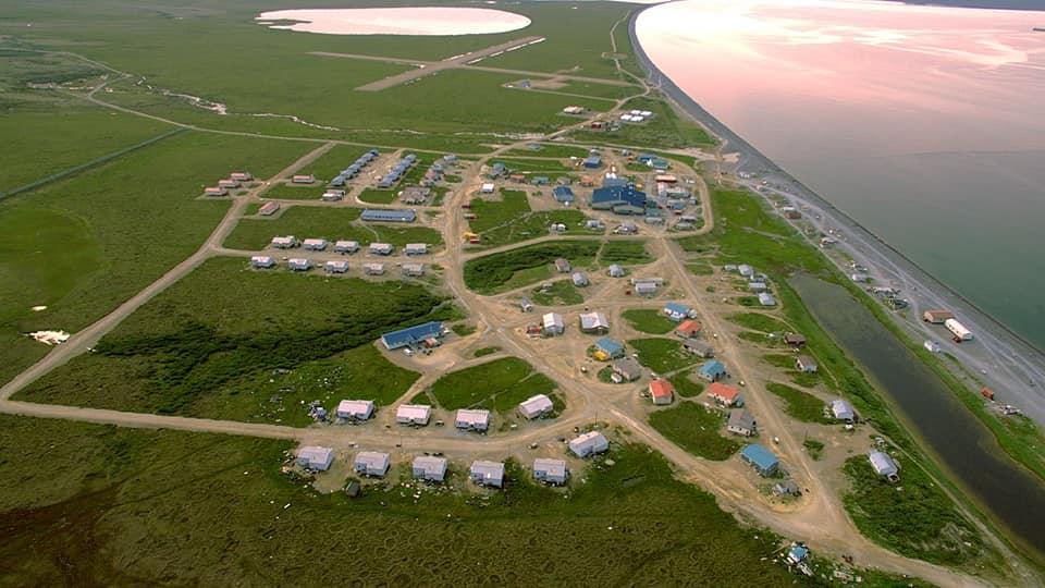 'ब्रेव्हिग मिशन' गावाची आताची रचना